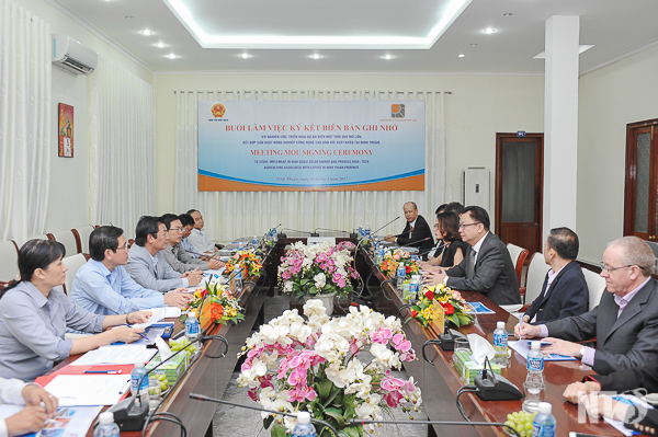 Investment Promotion in Ninh Thuan province