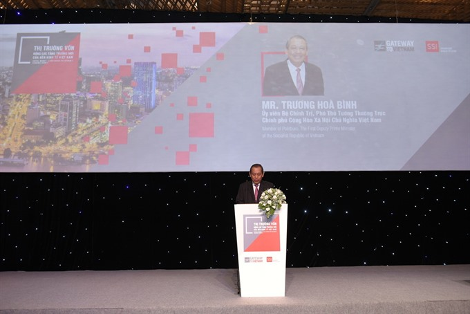 Việt Nam's Capital Market Increasingly Attractive: Conference