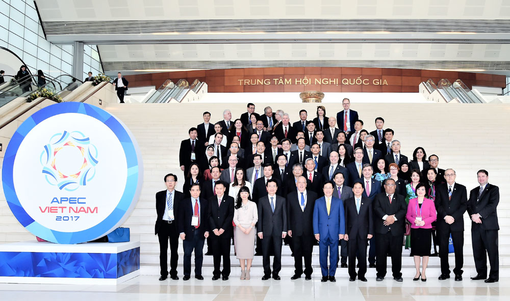 Foreign Direct Investment from APEC: The New Game is about to Begin