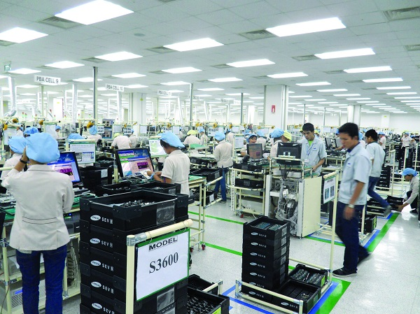 FDI into Vietnam is mostly from Asia, South Korea Ranked First