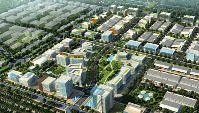 Investment Attraction from New City, Binh Duong