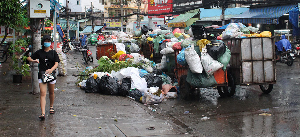 Ho Chi Minh City Calls for Investment in the Field of Waste Treatment