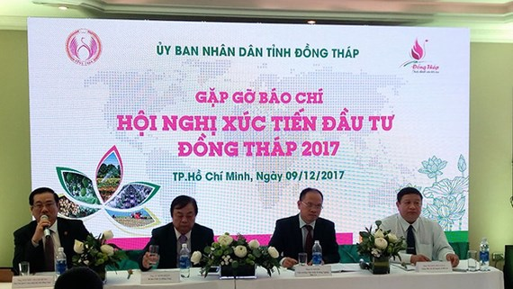 Approximately VND 24,000 billion of Investment Capital Committed to Dong Thap