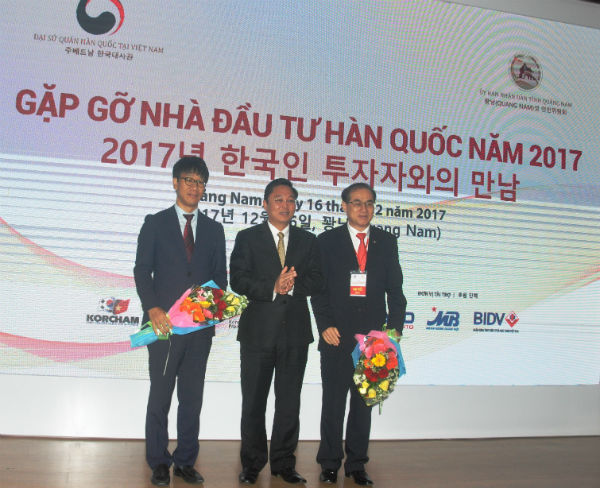 South Korea Leads the Number of FDI Projects in Quang Nam