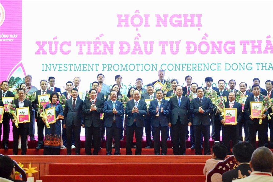 More Than VND 24,000 Billion Invested in Dong Thap