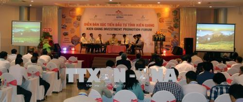 Kien Giang Calls for Investment in Many Projects in 2018