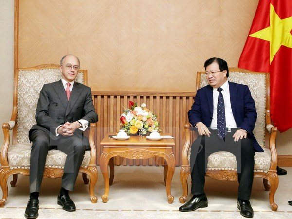 Encouraging UK Businesses to Invest in Vietnam