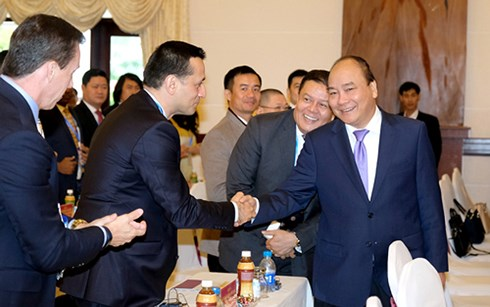 Prime Minister Nguyen Xuan Phuc Attended the Investment Promotion Conference in Phu Yen