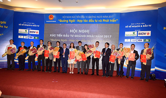 Dung Quat EZ and Quang Ngai IPs Attracted 258 Projects with a Total Investment Capital of More Than US$ 11 Billion