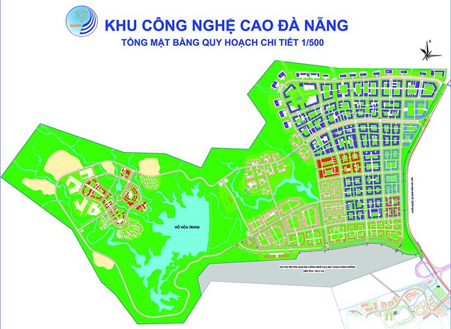 Da Nang: Nearly $ 259 Million Invested in the Hi-Tech Park