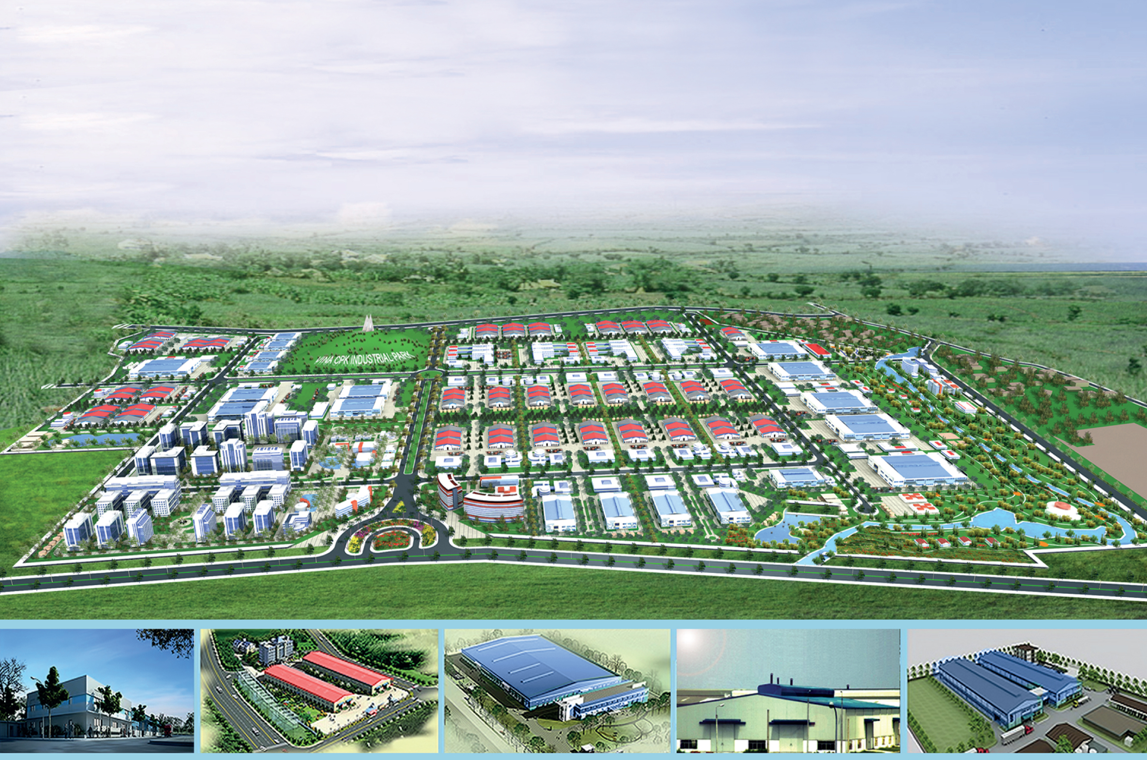 Vinh Phuc Adds 4 New FDI Projects in Industrial Zones