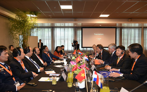 Vietnam is a Priority Investment Destination for Dutch Businesses.