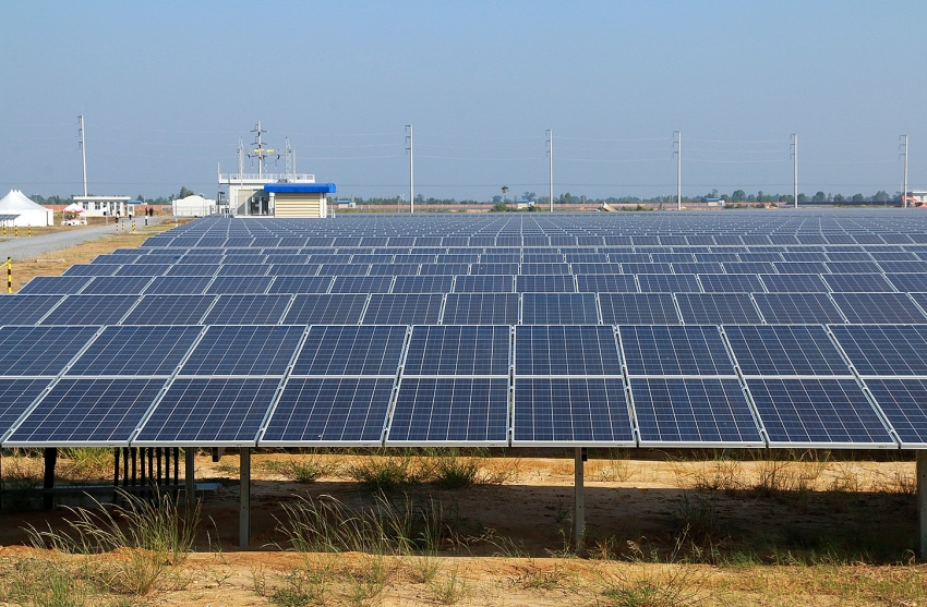 B.Grim acquires Phu Yen solar power project for $35.2million