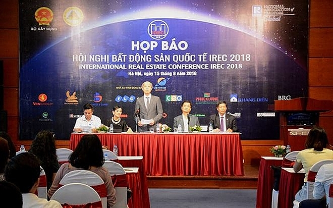 Vietnam hosts International Real Estate Conference for the first time