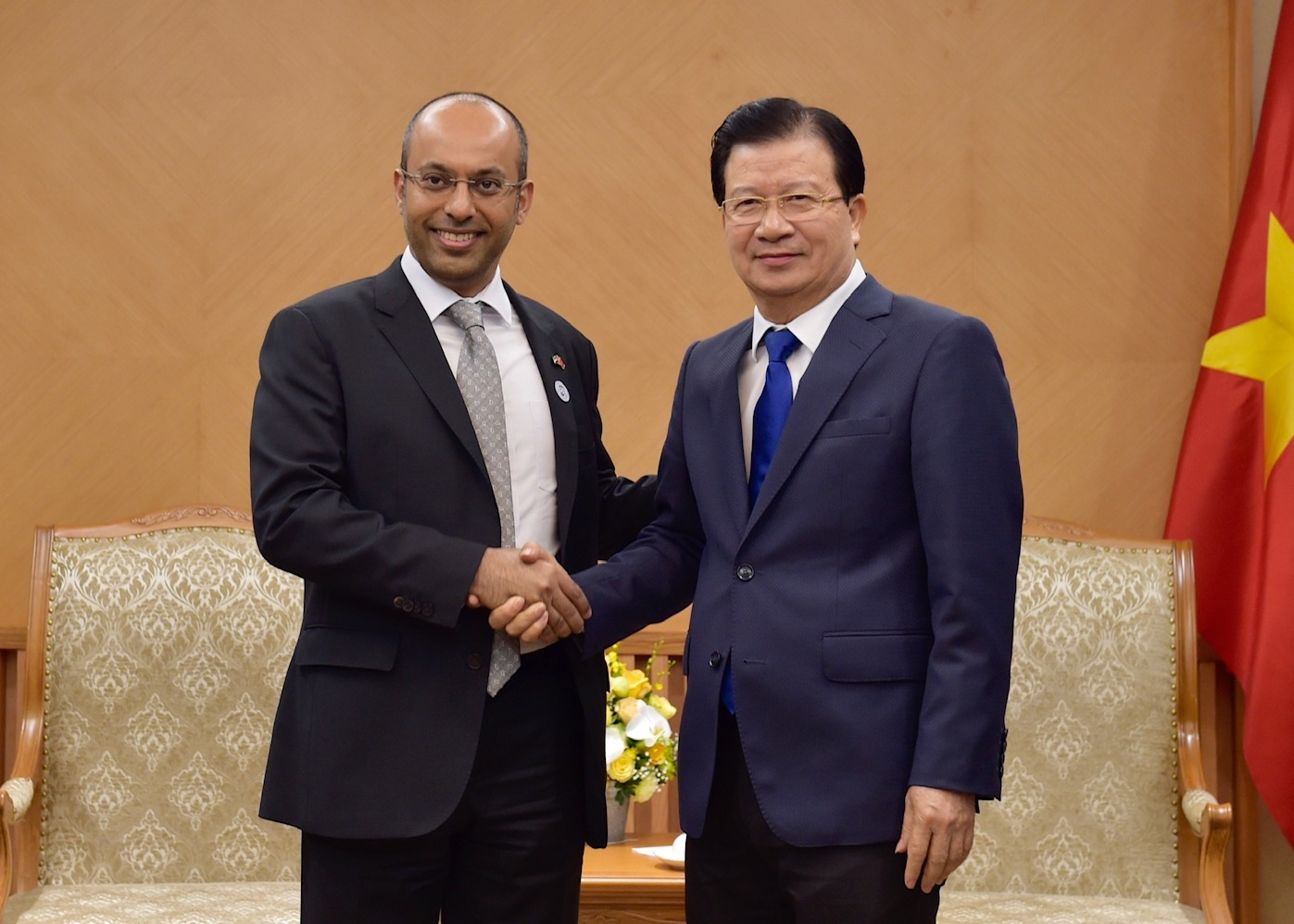 UAE firms encouraged to expand investment in Vietnam
