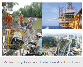 Viet Nam has golden chance to attract investment from Europe