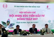 Dong Thap to Host Investment Promotion Conference on December 18 and 19