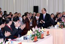 Prime Minister, Nguyen Xuan Phuc, Attended the Investment Promotion Conference in Dong Thap