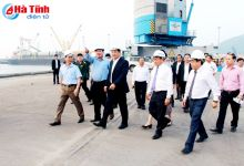 Vung Ang economic zone -