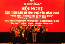 Phu Yen Attracts more than VND74 Trillion in Investment Promotion Conference in 2018