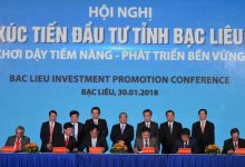 Prime Minister Nguyen Xuan Phuc Attended the Bac Lieu Investment Promotion Conference.