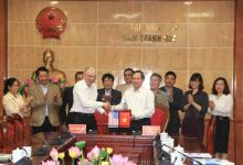 US businesses will invest about $ 100 million in northern province of Thanh Hoa