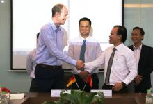 More European enterprises choose ready-built factories in Long Hau IP