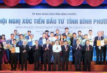 Binh Phuoc licenses 24 projects worth $1 billion