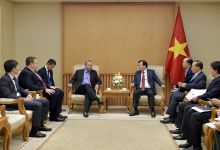 Vietnam gov't encourages US investors to participate in power projects