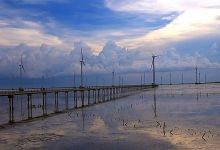 Foreign investors interested in wind power development