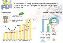 Vietnam's way ahead in foreign investment and economic growth