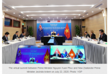 "VN, NZ establish strategic partnership, express ""continued concerns"" over developments in East Sea"