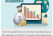 JETRO: FDI capital flows into VN to soon be recovered in post-COVID-19 period