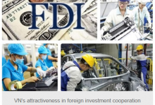 VN's attractiveness in foreign investment cooperation